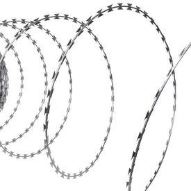 Sârmă ghimpată cu lame tip NATO 100 m