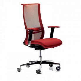 Scaun ergonomic mesh X-WING rosu