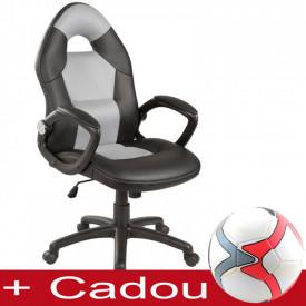 Scaun gaming SL Q057 negru - gri