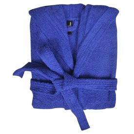 Terry Halat de baie unisex 500 g/m², bumbac 100%, albastru, mărime M