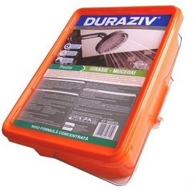 Vopsea lavabilă albă igienizată pentru baie şi bucătărie Duraziv - 5 L