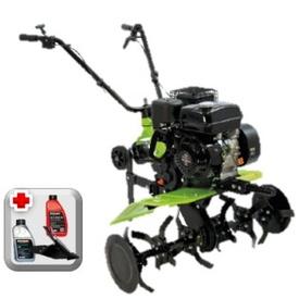 Motosapă GreenField GP-7085AP4, 208 cmc, 7 CP + bonus plug bilonat + ulei 4T + ulei de transmisie