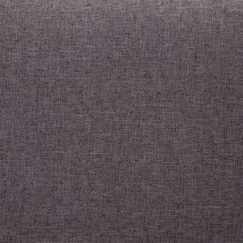 Bancă cu compartiment de depozitare gri taupe 116 cm, poliester
