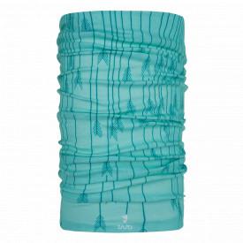 Bandana Zajo Unitube aruba blue darts, unisex, cu tratament antibacterian