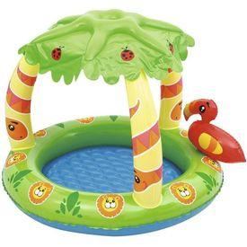 Bestway Piscină gonflabilă model junglă, cu protecție UV 52179