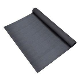 Covor anti-alunecare, 1,5x4 m, cauciuc, cu striații fine, 3 mm