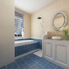 Dale Sticlă Mozaic Alb 30 buc 2,7 mp