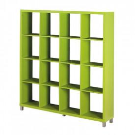 Etajera verde GL TOFI 6