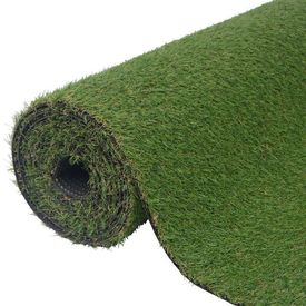 Gazon artificial 1 x 15 m/20-25 mm, Verde