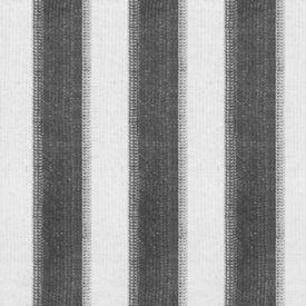 Jaluzea tip rulou de exterior 100x230 cm, dungi antracit și alb