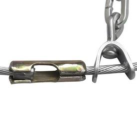 Lanțuri pentru cauciucuri de iarnă 2 buc. 12 mm KN 110
