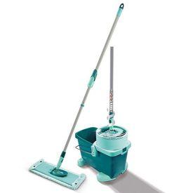 Leifheit Set mop pentru pardoseală Clean Twist, M, verde, 52050