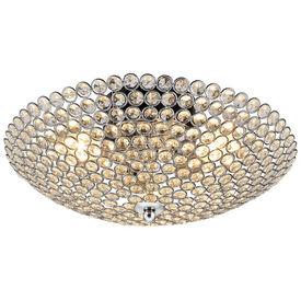 [lux.pro]® Lampa suspendata eleganta - Vapora - crom
