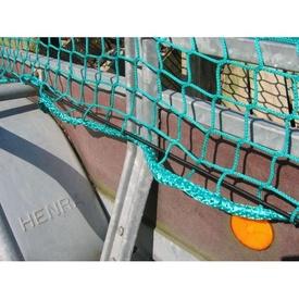 ProPlus Plasă pentru remorcă, cu cordon elastic, 2,50 x 4,50 m