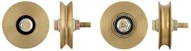 Roata Simpla fara Suport cu Rulment Capsulat - 80V - 674191