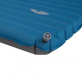 Saltea gonflabila camping Zajo Air 8.0 Matt Regular, 183 x 52 cm x 8 cm Culoare Albastru