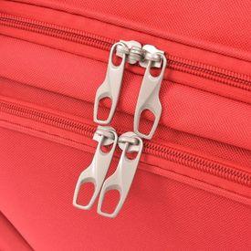 Set de valize, 3 piese, roșu