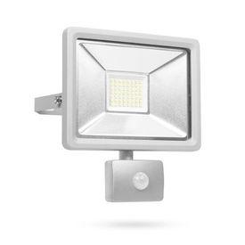 Smartwares Lampă de securitate LED cu senzor, 30 W, gri SL1-DOB30