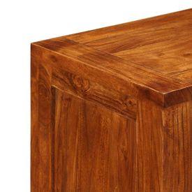 Suport sticle de vin, lemn masiv acacia, maro, 50x37x90 cm