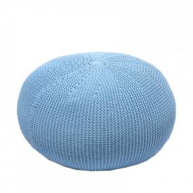 Taburet bumbac albastru deschis GL TAMAN TYP 1