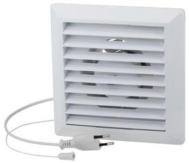 Ventilator cu Jaluzea si Intrerupator cu Cablu 125x174 - 671180