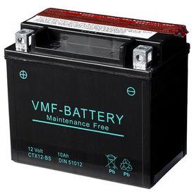 VMF Powersport Liquifix Baterie 12 V 10 Ah MF YTX12-BS