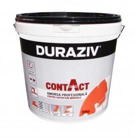 Amorsa pentru beton, aditivată cu Kauciuc DURAZIV Contact - 5 kg