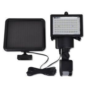 Reflector solar LED cu senzor