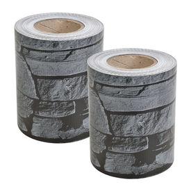 [neu.haus]® Set 2 bucati role folie gard protectie vizuala, 2x 35m /7 m², PVC, gri
