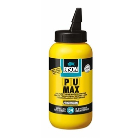 BISON PU Max adeziv poliuretanic lemn 750g