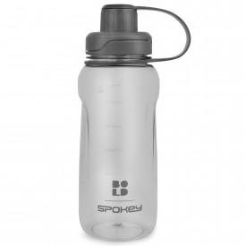 Bidon apa Spokey Bold, 1litru, BPA free, gri