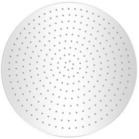 Cap de duș tip ploaie, 2 buc., Ø 50 cm, oțel inoxidabil