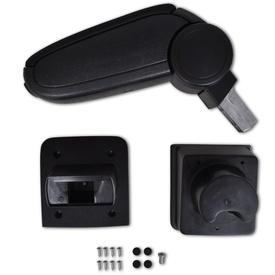 Cotieră Mașină Negru pentru VW Passat B6 (2007)