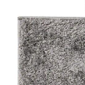 Covor cu fir lung 180 x 280 cm Gri