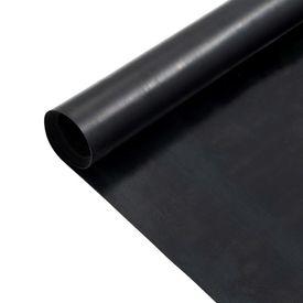 Covor de cauciuc anti-alunecare, 1,2 x 5 m, 1 mm, neted