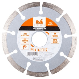 DISC DIAMANTAT USCAT 5262 ETS / D[MM]: 180