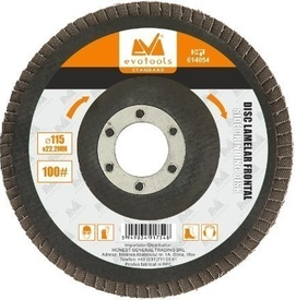 Disc Lamelar Frontal 125x100mm - 614057