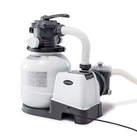 Intex Pompă de filtrare cu nisip Krystal Clear, 26646GS