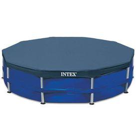 Intex Prelată piscină, 366 cm, rotund, 28031