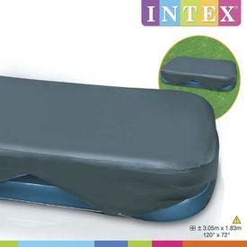 Intex Prelată piscină, dreptunghiulară, 58412NP