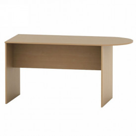 Masa de birou cu arc, fag, GL TEMPO ASISTENT 022