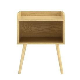Noptiera Terra, 60 x 46 x 38 cm, PAL, efect lemn stejar