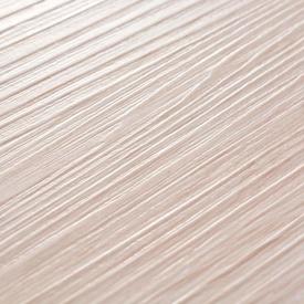 Plăci de pardoseală, PVC, 5,26 m², stejar clasic alb