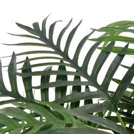 Plantă artificială palmier cu ghiveci, verde, 165 cm