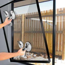ProPlus Ventuze profesionale din aluminiu cu 3 cupe