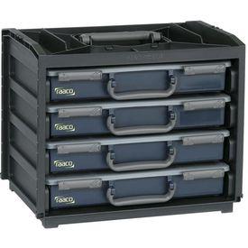 Raaco Trusă pentru sortare scule cu sertare Assorter 55x4, 136242