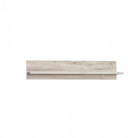 Raft stejar nisip/alb GL VALERIA