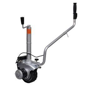 Roată manevră remorcă motorizată din aluminiu 12 V 350 W