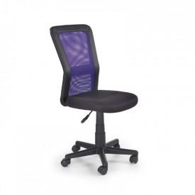 Scaun birou copii mesh HM Cosmo negru - violet