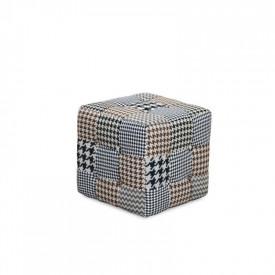Taburet de design material patchwork GL PEPITO TIPUL 8